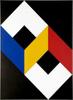 Série Jogos de Dados. Laminado sobre madeira 69x91cm